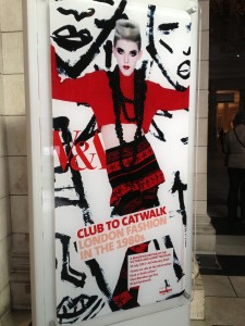 Club to Catwalk poster