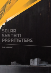 Solar System Parameters
