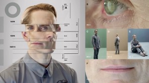 Michael Fassbender in David Promo, by Johnny Hardstaff (RSA Films)