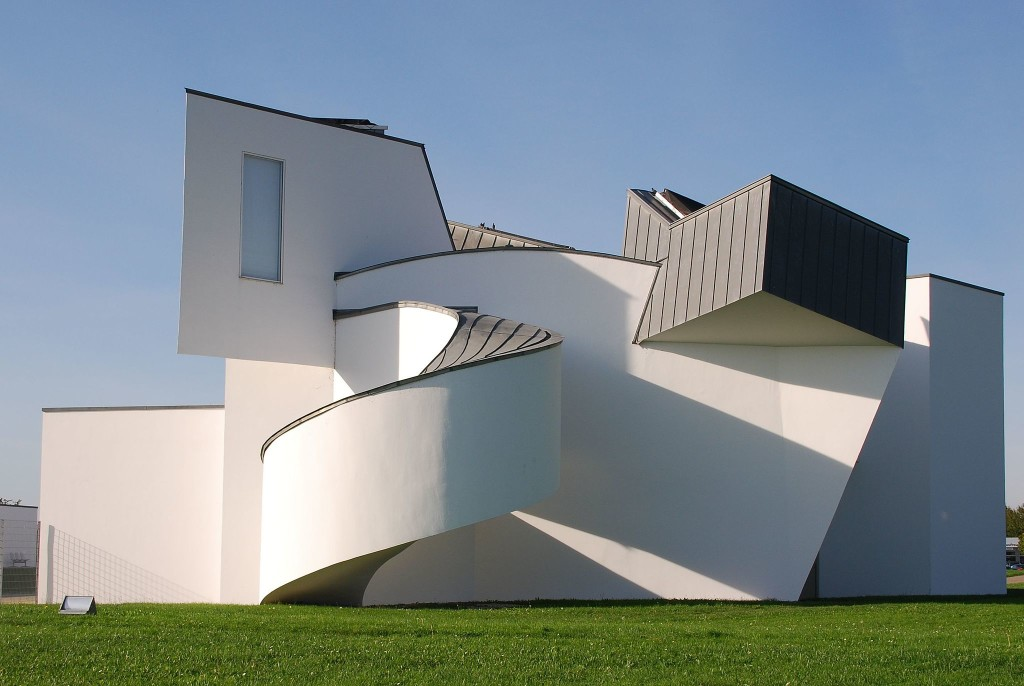 Vitra Design Museum. Photograph by Wladyslaw (via WikiCommons)