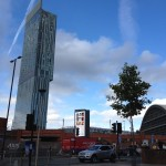 Beetham Tower, home to Hilton Deansgate, is the 11th tallest building in the UK